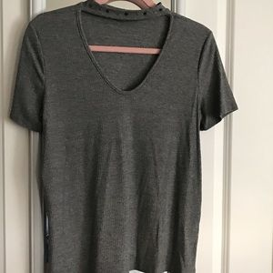 Tops - BOGO FREE! BNWOT Studded Collar Shirt